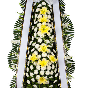 장례식 화환 고급형
